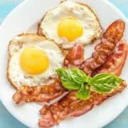 Keto All-Day Metabolism Boosting Breakfast