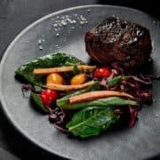 Keto Asian Beef & Coleslaw