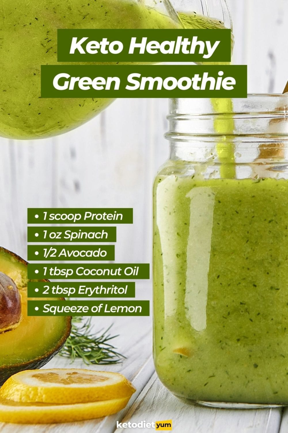 Quick and easy smoothie recipe