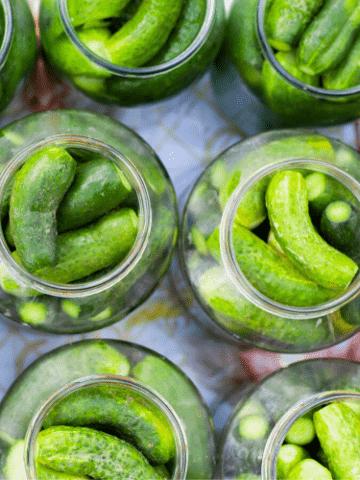 Are Pickles Keto?