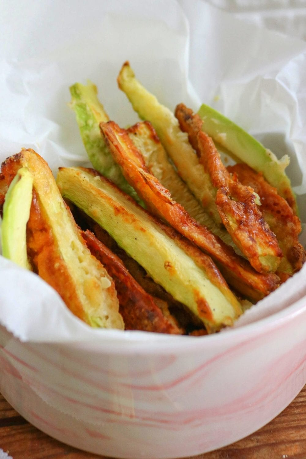 Keto Baked Zucchini Fries (Only 4 Ingredients!)