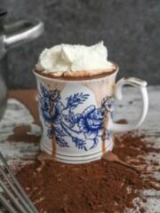 5-Minute Keto Hot Chocolate