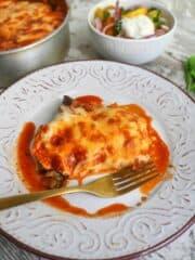 Best Eggplant Casserole