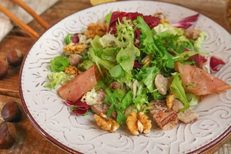 Best Pancetta Salad