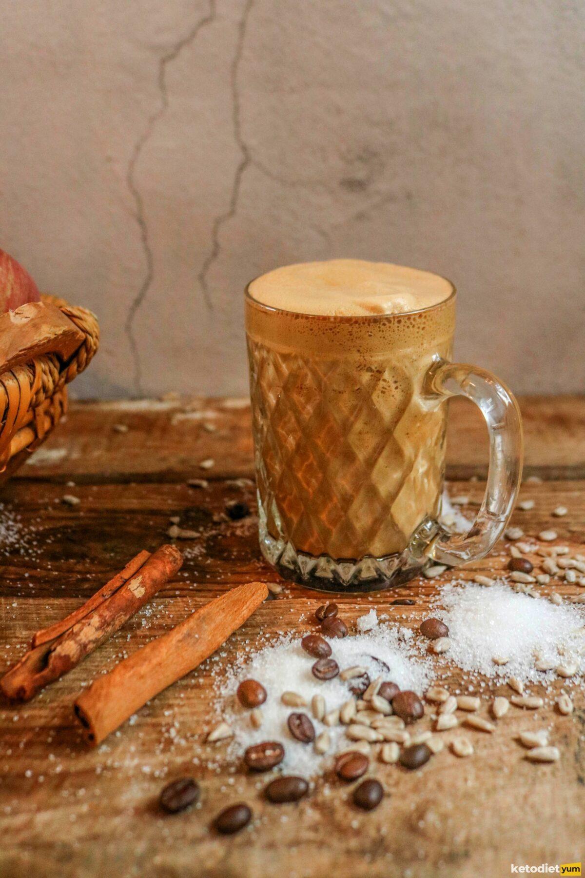 Best Sunbutter Keto Latte Recipe