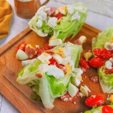 Best Iceberg Wedge Salad