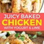 Keto Baked Chicken Healthy Dinner Recipe