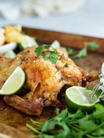 Keto Baked Chicken Recipe