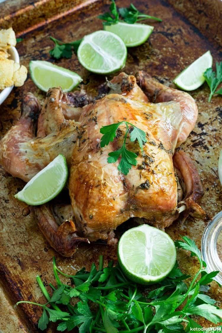 Delicious keto baked chicken recipes