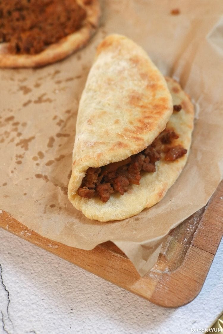 Best Lahmacun Recipe with Fathead Dough