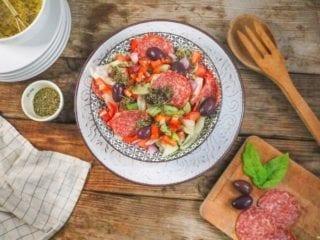 Easy Keto Salad