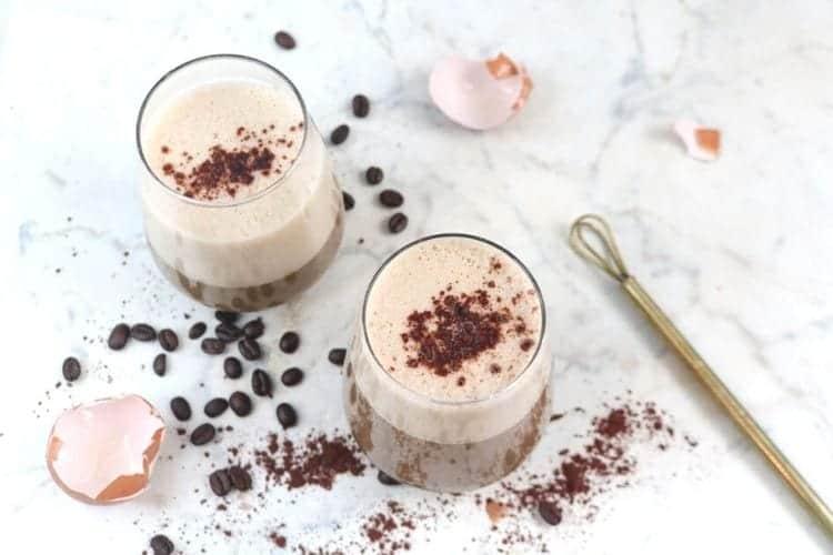 Easy Keto Mocha Latte (Dairy-Free)