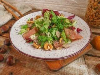 Pancetta Salad