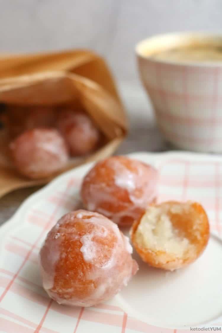 keto donut holes recipe