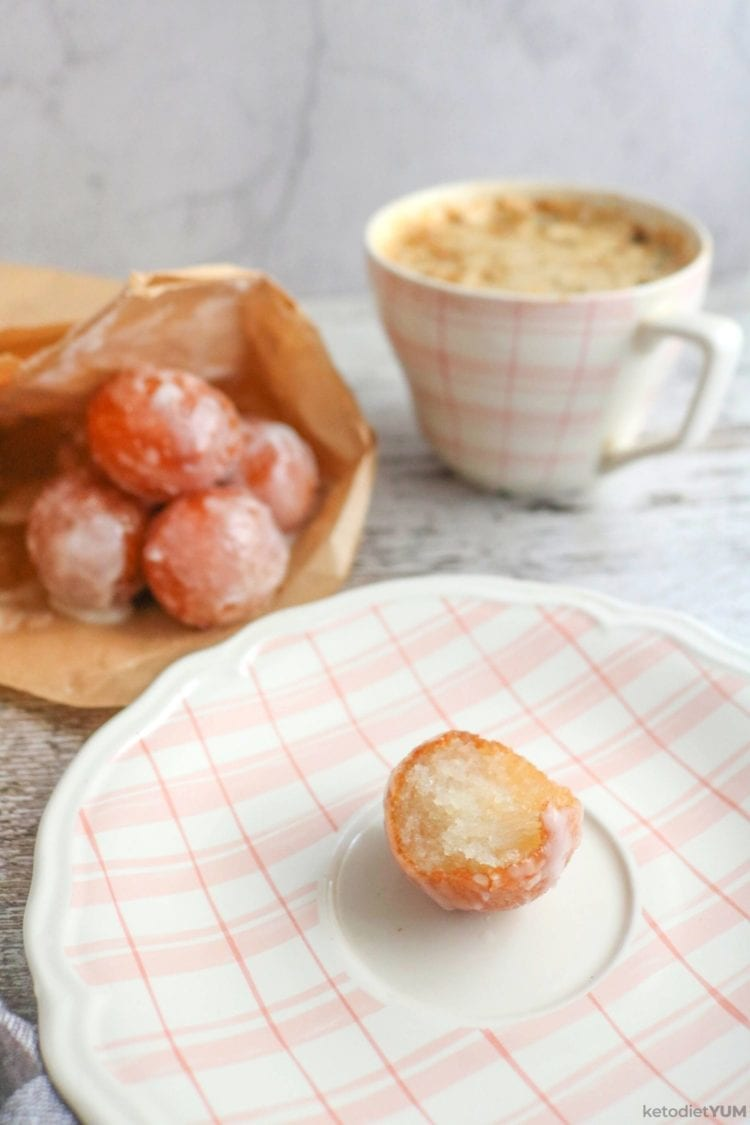 keto donut holes recipe
