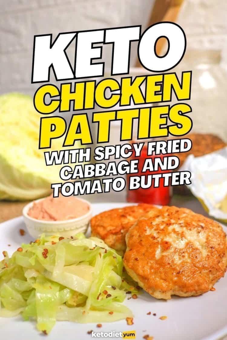 Best Keto Chicken Patties