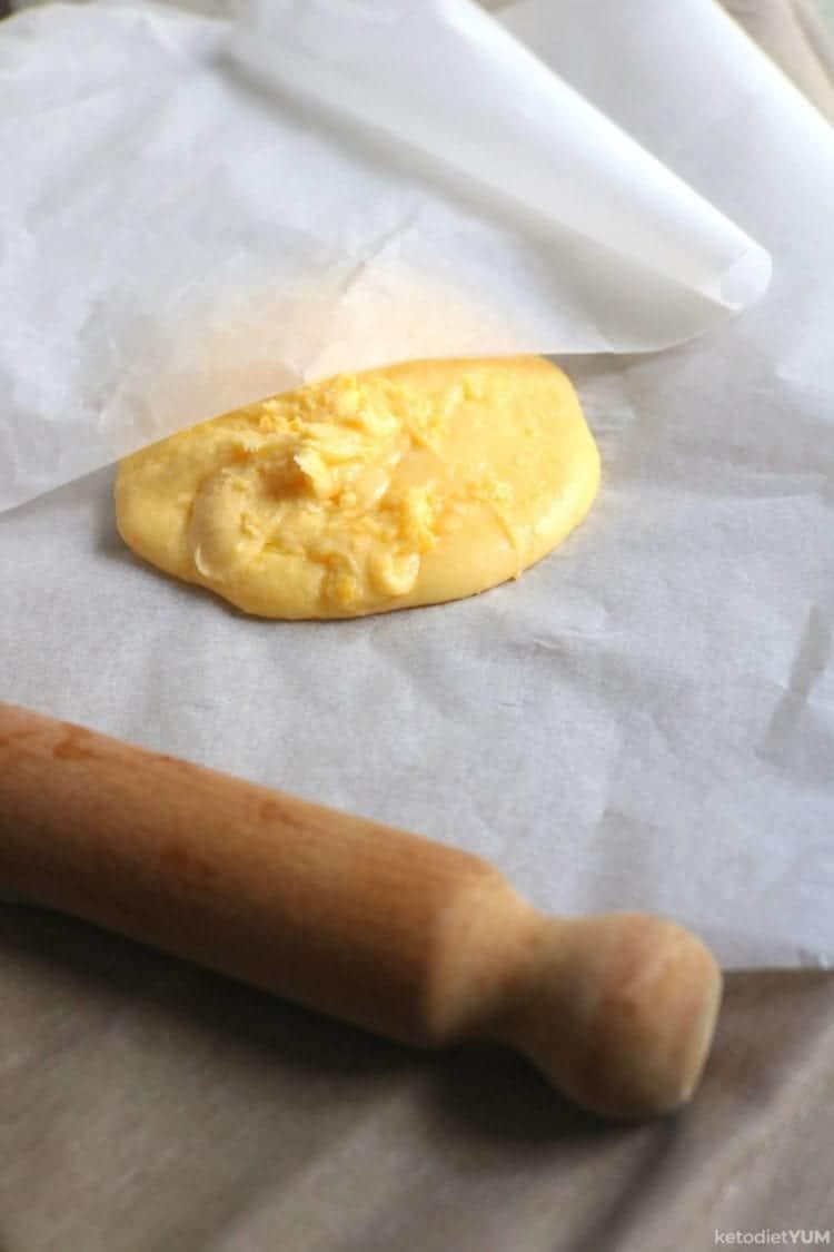 keto friendly pasta dough