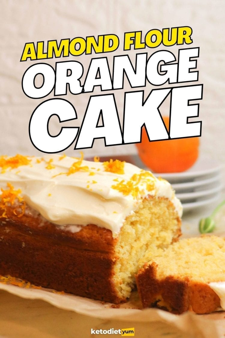 The Best Almond Flour Orange Cake Recipe