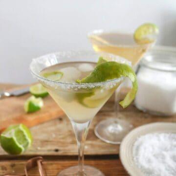 Best Keto Classic Margarita