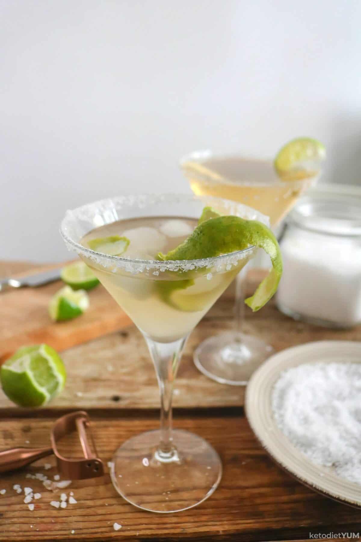 Keto Classic Margarita