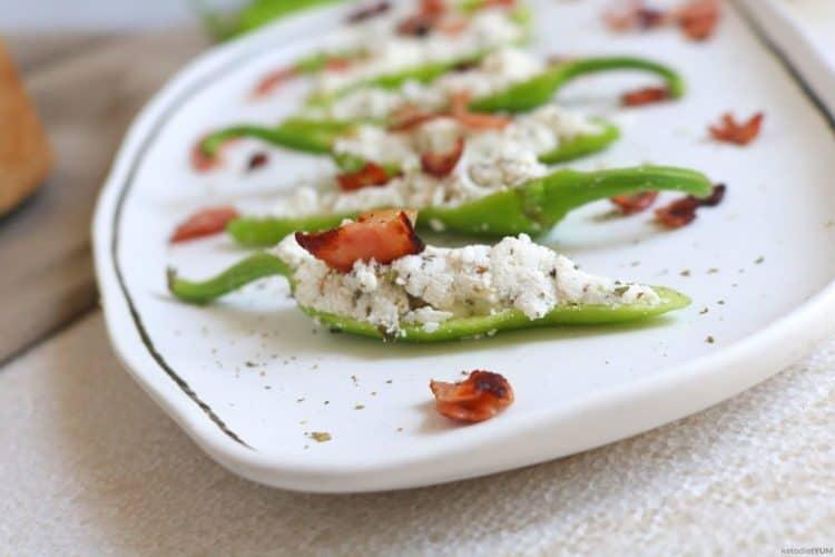 Healthy Keto Jalapeno Poppers Recipe